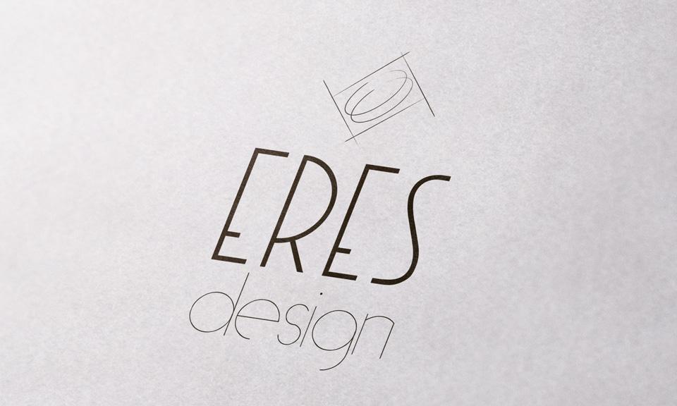 Eres design logo