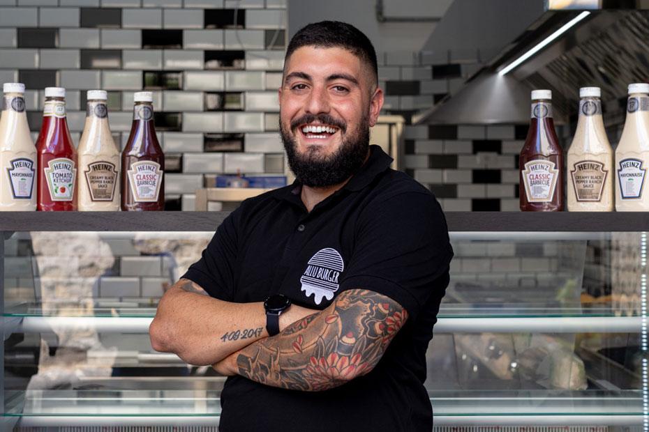 Fabrizio Allu Burger Napoli