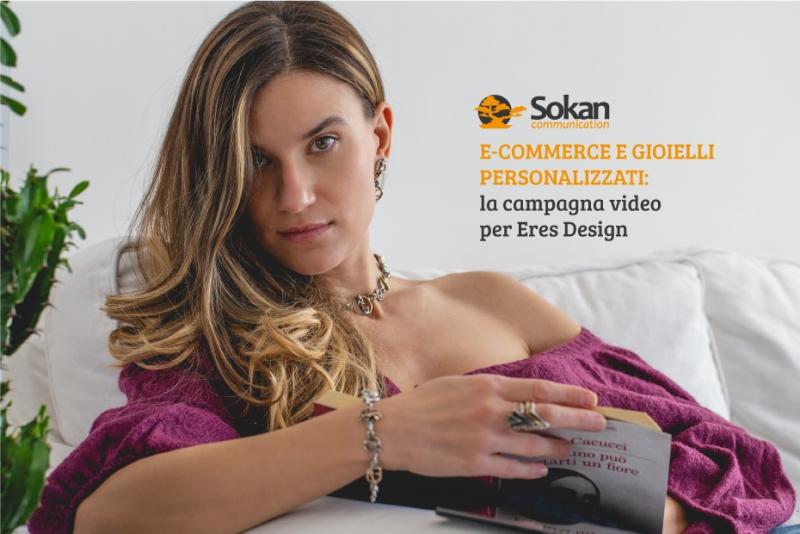 E-commerce su misura come i gioielli personalizzati di Eres Design