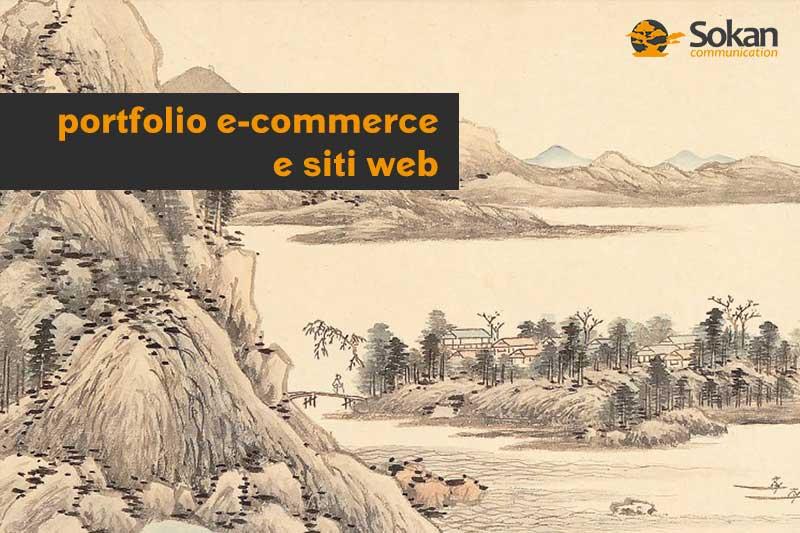 Portfolio E-Commerce e Siti Web